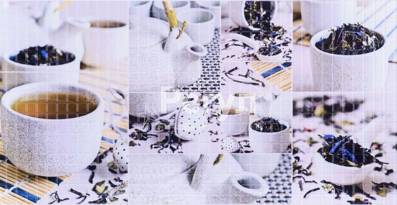 Mosaic Tea Ceremony